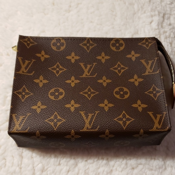 eec0d14420d Louis Vuitton Bags | Monogram Toiletry Pouch 19 | Poshmark